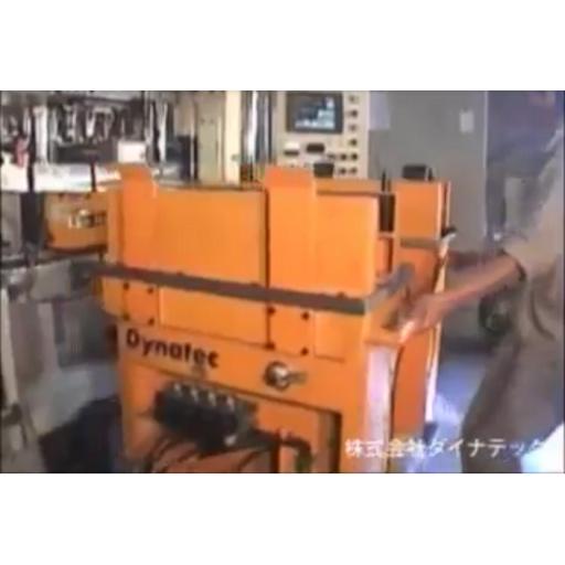 エアクッション金型交換台車